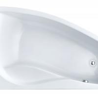 Ванна акриловая Майорка XL правая 160*95 с экраном Сантек