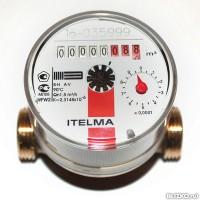 ITELMA счетчик гор.воды WFW20.L080 с присоед. комплектом