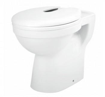 1WH111633 Биде КОНСУЛ напольное с сиденьем soft-close