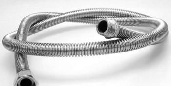 Подводка для газа 3/4 сильфон 80 см г/ш