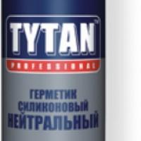 Силикон нейтральный бесцветный 310мл TYTAN