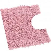 Коврик DEPO для туалета 50*60 розовый DZМ-07-Т